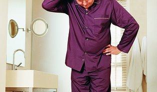 Prostata trápí 40% mužů nad čtyřicet. Zbylých 60% se nepřizná