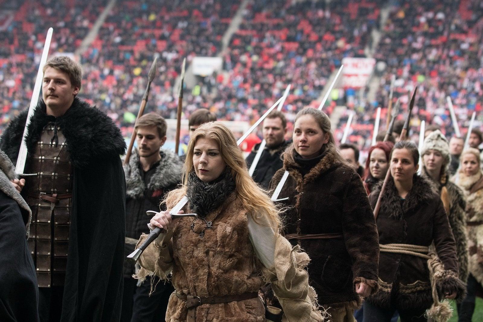 Hra o trůny při derby pražských S
