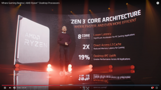 AMD prezentuje Zen 3