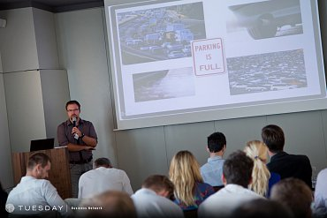 O projektu Autonapůl nám povídal Michal Šimoník