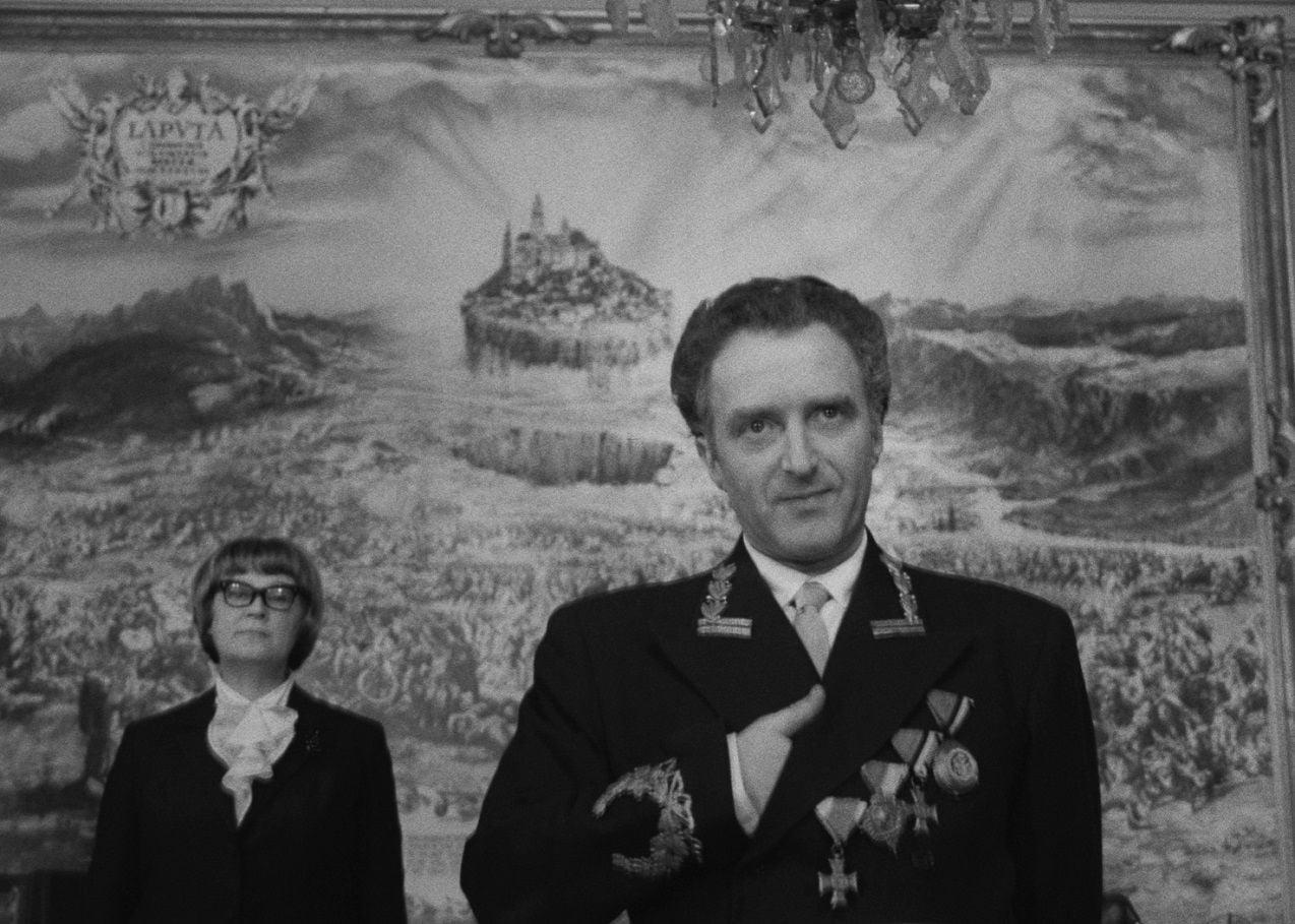 NFA restaurované filmy – Juráček