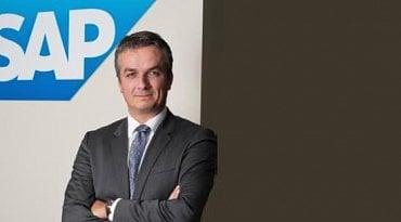 Roman Knap, šéf českého SAPu.