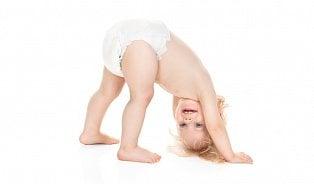 Cvičte jako mimina: co malé děti umí perfektně a my jsme už zapomněli