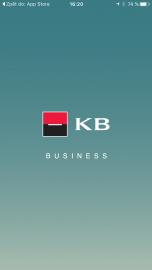 Mobilní banka Business