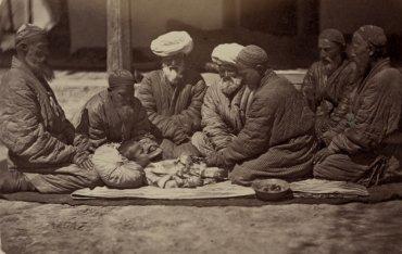 Turkestán, 2. polovina 19. století