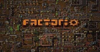 Factorio hra