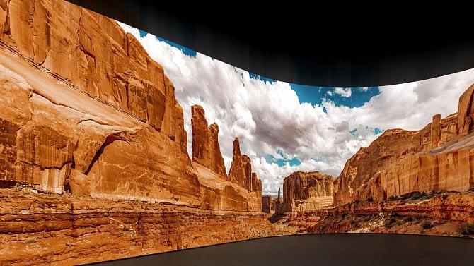 [aktualita] Samsung začal v Česku nabízet displejovou stěnu s rozlišením 8K