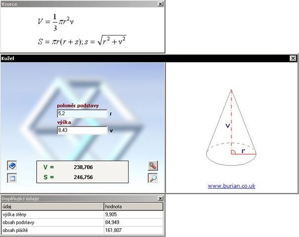 Solid Geometry zvládne matematiku a geometrii za vás