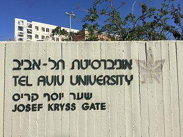 Tel Aviv University v Izraeli