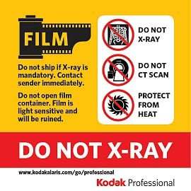 Kodak CT varování