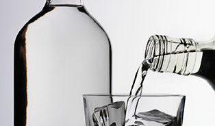 Za jak dlouho ztěla odbouráte panáka vodky?