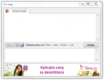 Instant messaging přes Google Talk