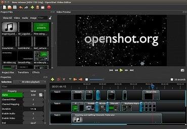 OpenShot 2.4.3