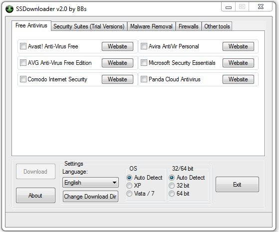 SSDownloader_antivir