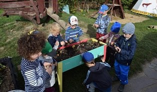 Vitalia.cz: Jsou děti zlesní školky častěji nemocné?