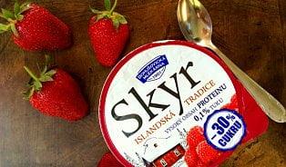Vitalia.cz: Skyr: je to jogurt, není to jogurt?
