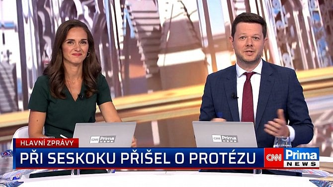 Česká CNN po třech měsících: Prima chválí úspěšný web, sledovanost je malá
