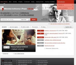 Nový web MKP