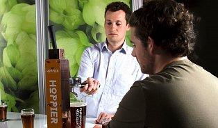 Novinka: Instantní pivo zpresovače. Brr…
