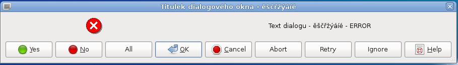 Typy dialogových oken GtkAda