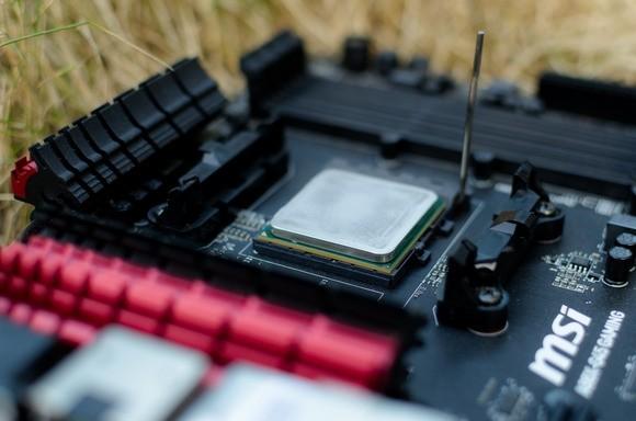 Procesor AMD v soketu