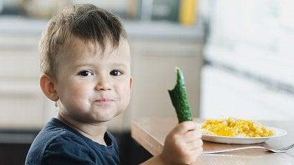 Vitalia.cz: Dítě, které nejí maso