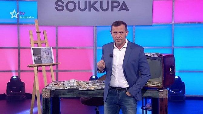 [aktualita] TV Barrandov nemusí platit pokutu za Kauzy Jaromíra Soukupa