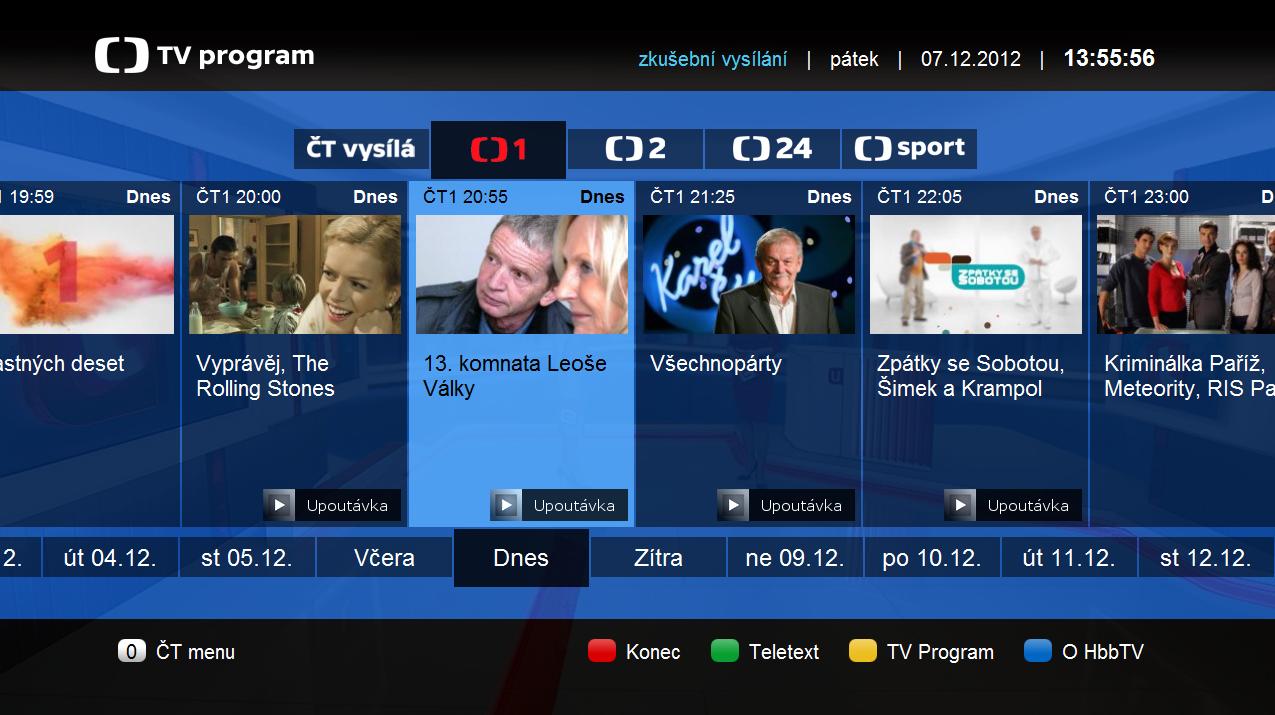 Progrm Tv