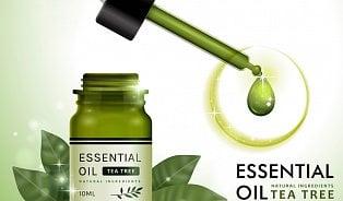 Tea tree oil: má použití od akné povši, ale pozor na neředěný