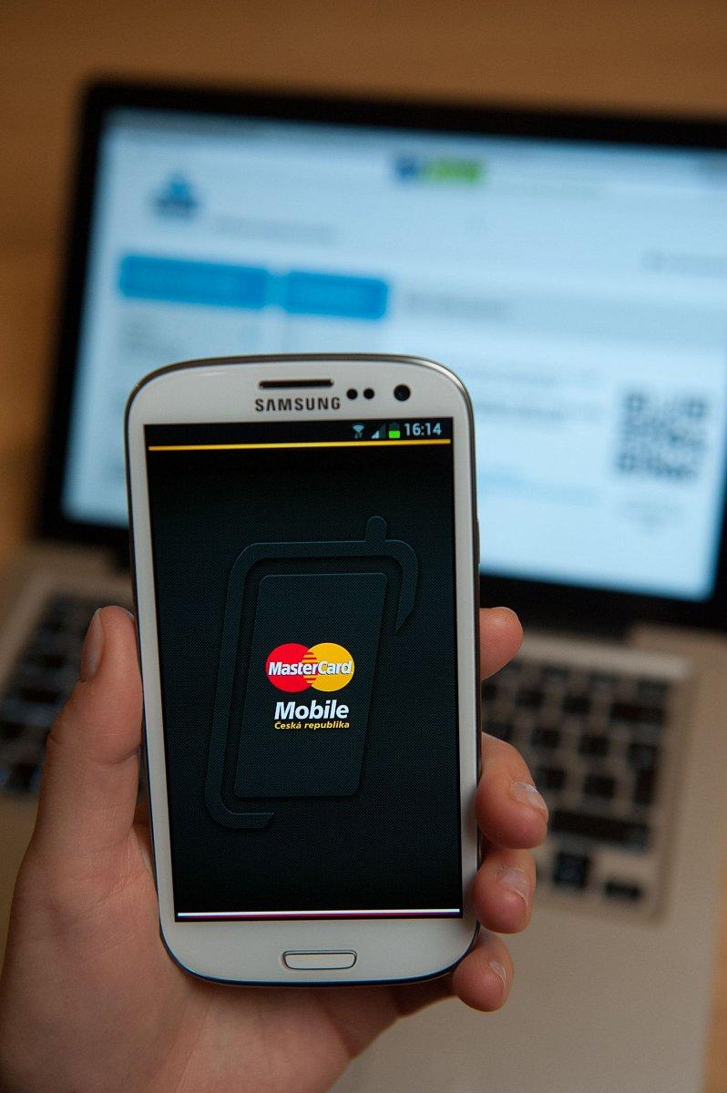 Aplikace MC Mobile pro Android