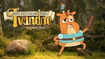 DigiZone.cz: Cartoon Network představí prince Ivandoa