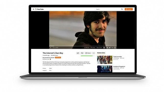 Blender experimentuje spřechodem zYouTube na PeerTube
