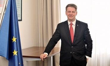 Státní tajemník pro evropské záležitosti a národní koordinátor digitální agendy Tomáš Prouza.