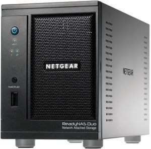 Netgear ReadyNAS Duo v2