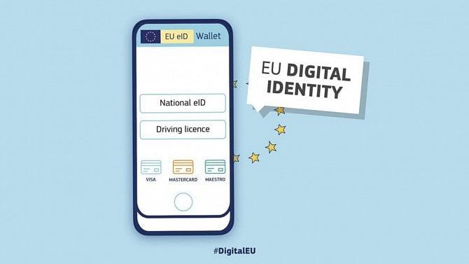 Evropské peněženky digitální identity mají přinést online obdobu Schengenu
