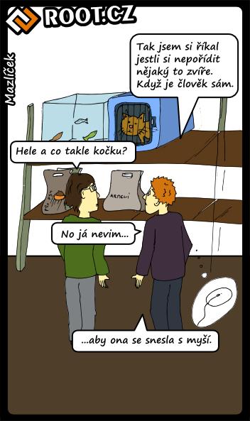 Mazlíčeke