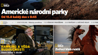 DigiZone.cz: National Geographic: podzimní novinky