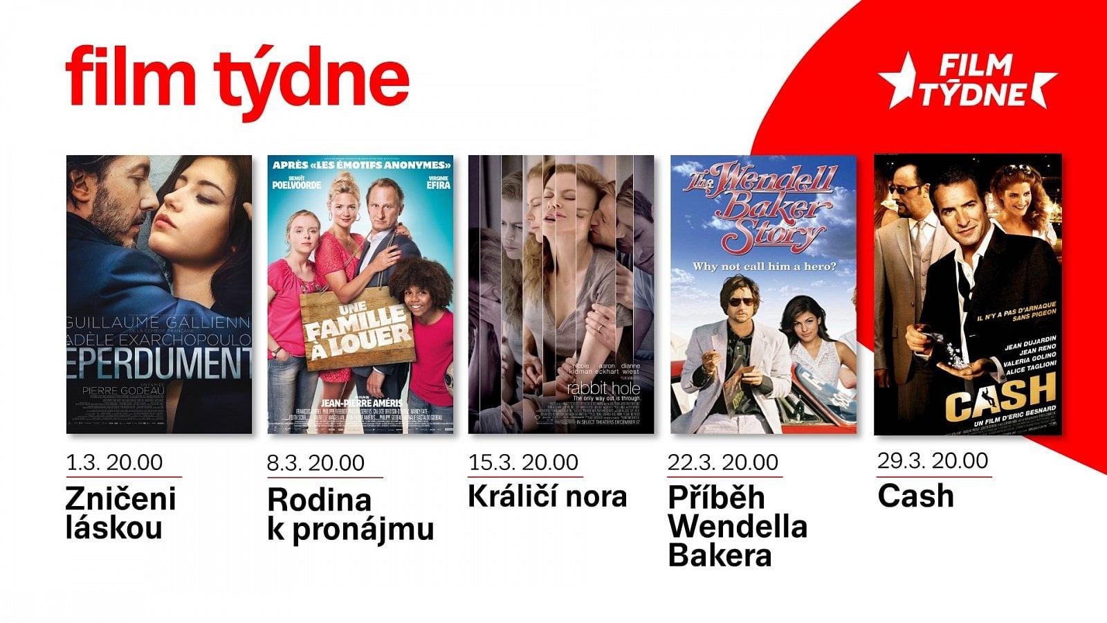 Pořady Televize Seznam - jaro 2020