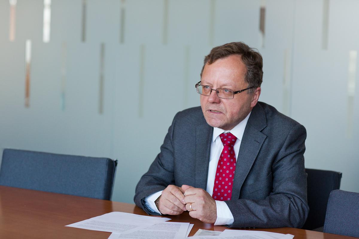 Rozhovor s Miloslavem Kalou, prezidentem NKÚ