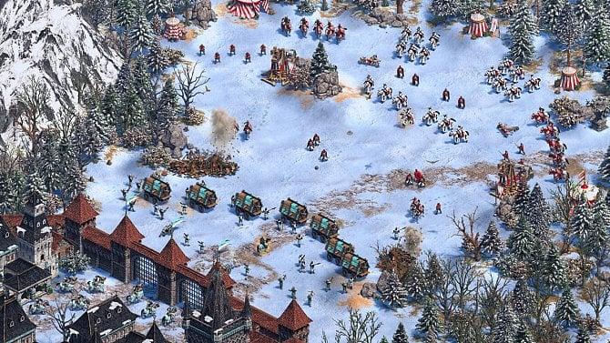 [aktualita] Do Age of Empires 2 dorazí Jan Žižka a zahrajeme si kampaň za husity