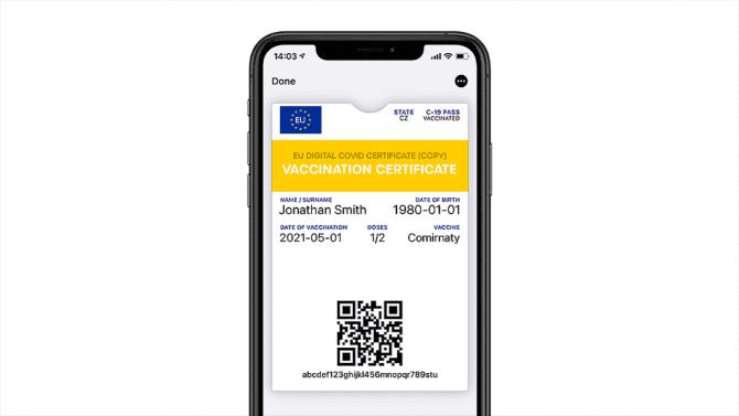 [aktualita] Češi vytvořili nástroj na převod covid certifikátů do Apple Wallet, je zdarma