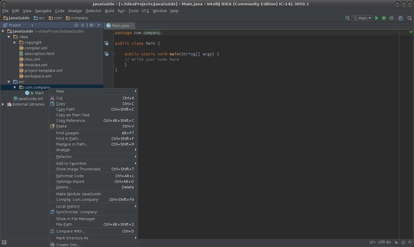 Widgety a signály aplikace Java