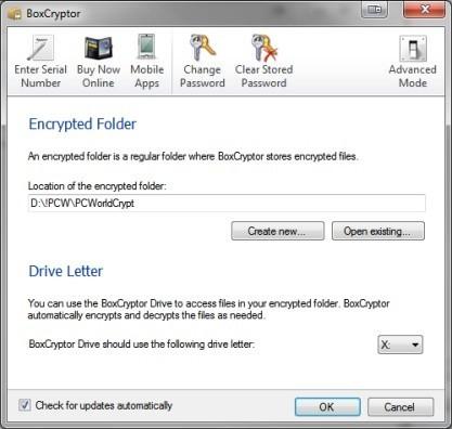 BoxCryptor šifruje data do cloudu