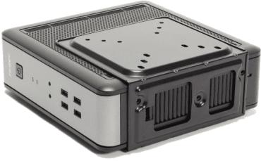 Fancy používá bytelný case ISK110 VESA