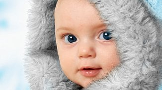 Jak nosit dítě vzimě?