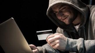 Hacker karta počítač