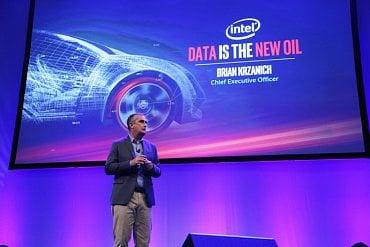 Šéf Intelu Brian Krzanich
