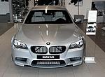 Exkluzivně - BMW M5 na vlastní oči