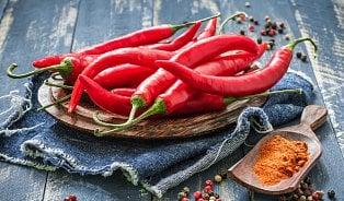 Jakou papriku potřebujete, aby vám pomohla strávením?