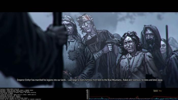 Witcher 3 na iMacu? Při použití Steam In-HomeStreamingu žádný problém!